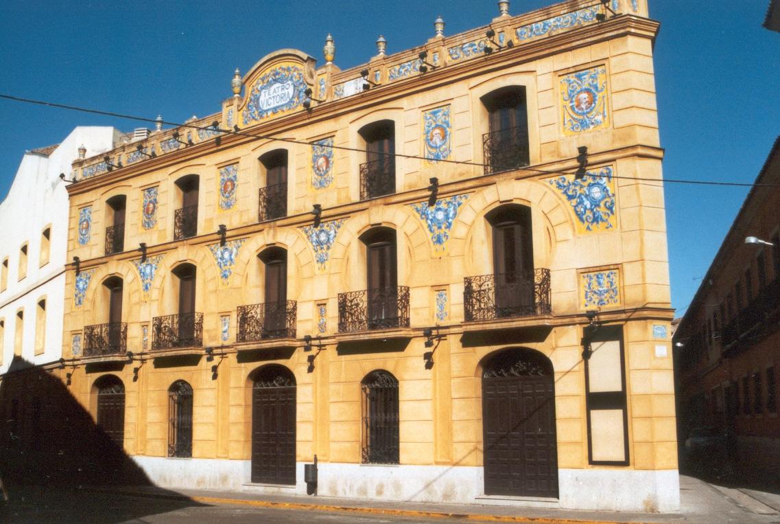 Teatro victoria talavera de la reina wikipedia la for Calle prado 8 talavera dela reina
