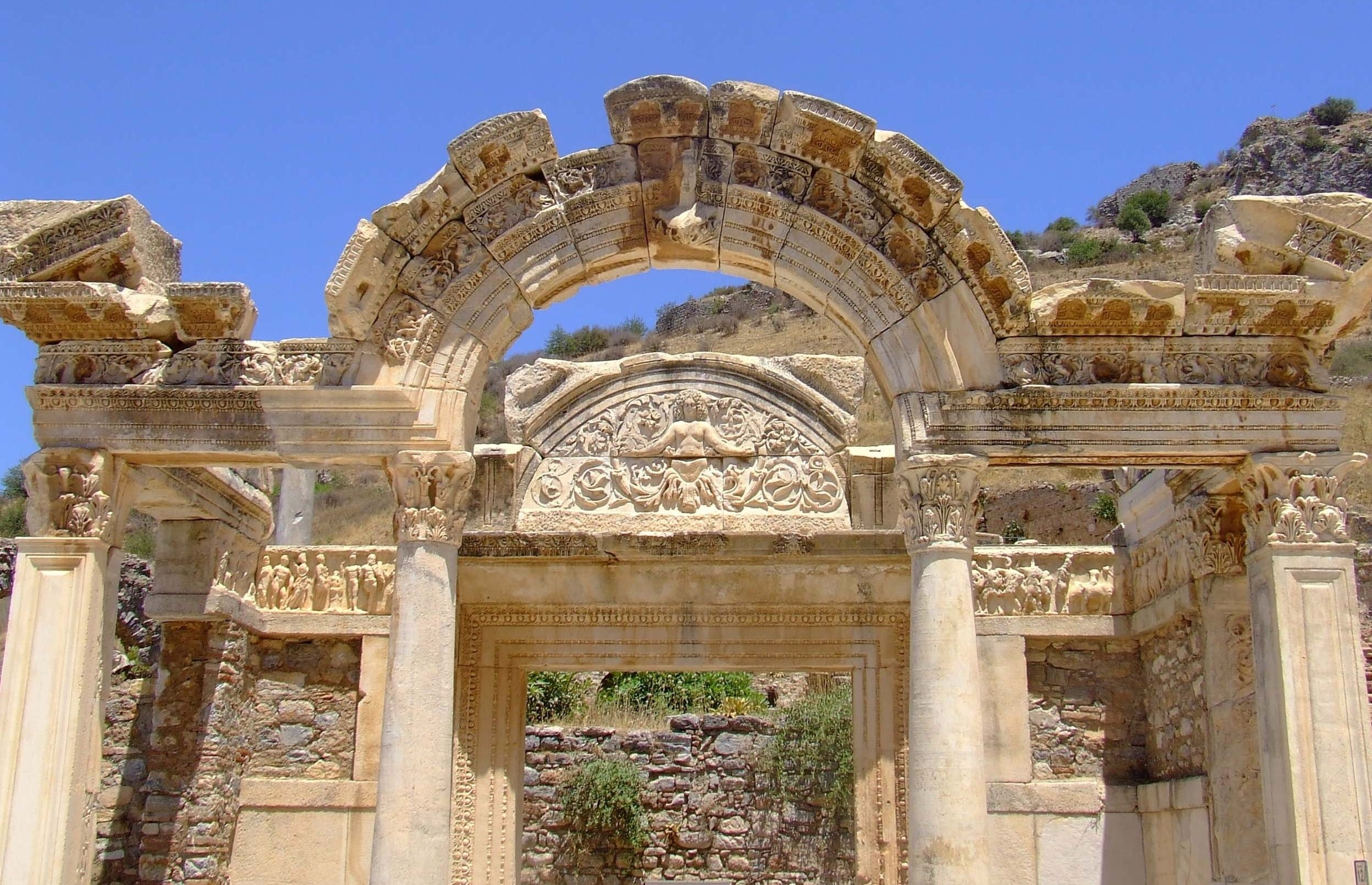 File:Temple of Hadrian Ephesus.JPG