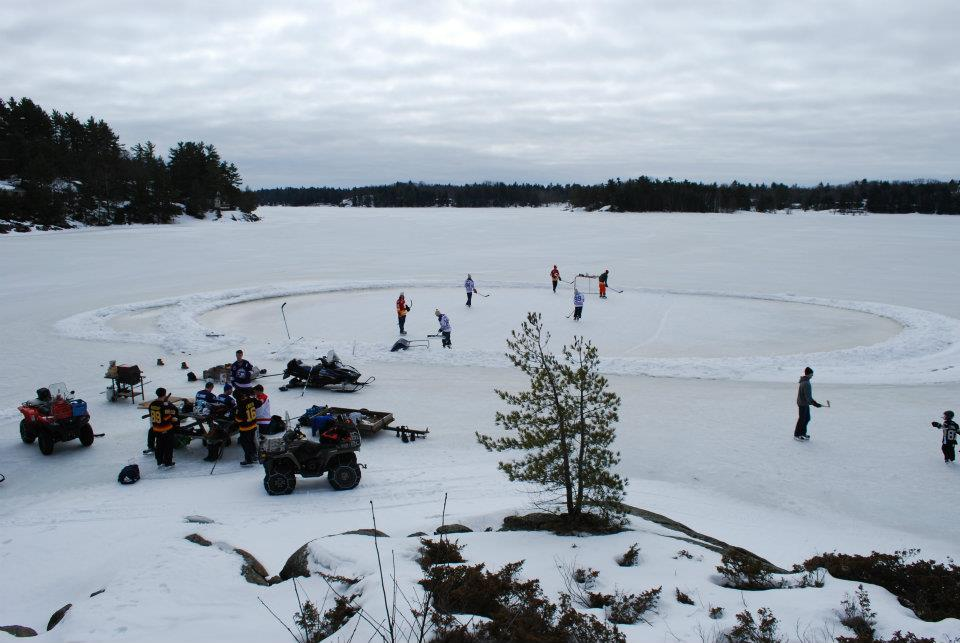 Gibson Lake Winter Classic