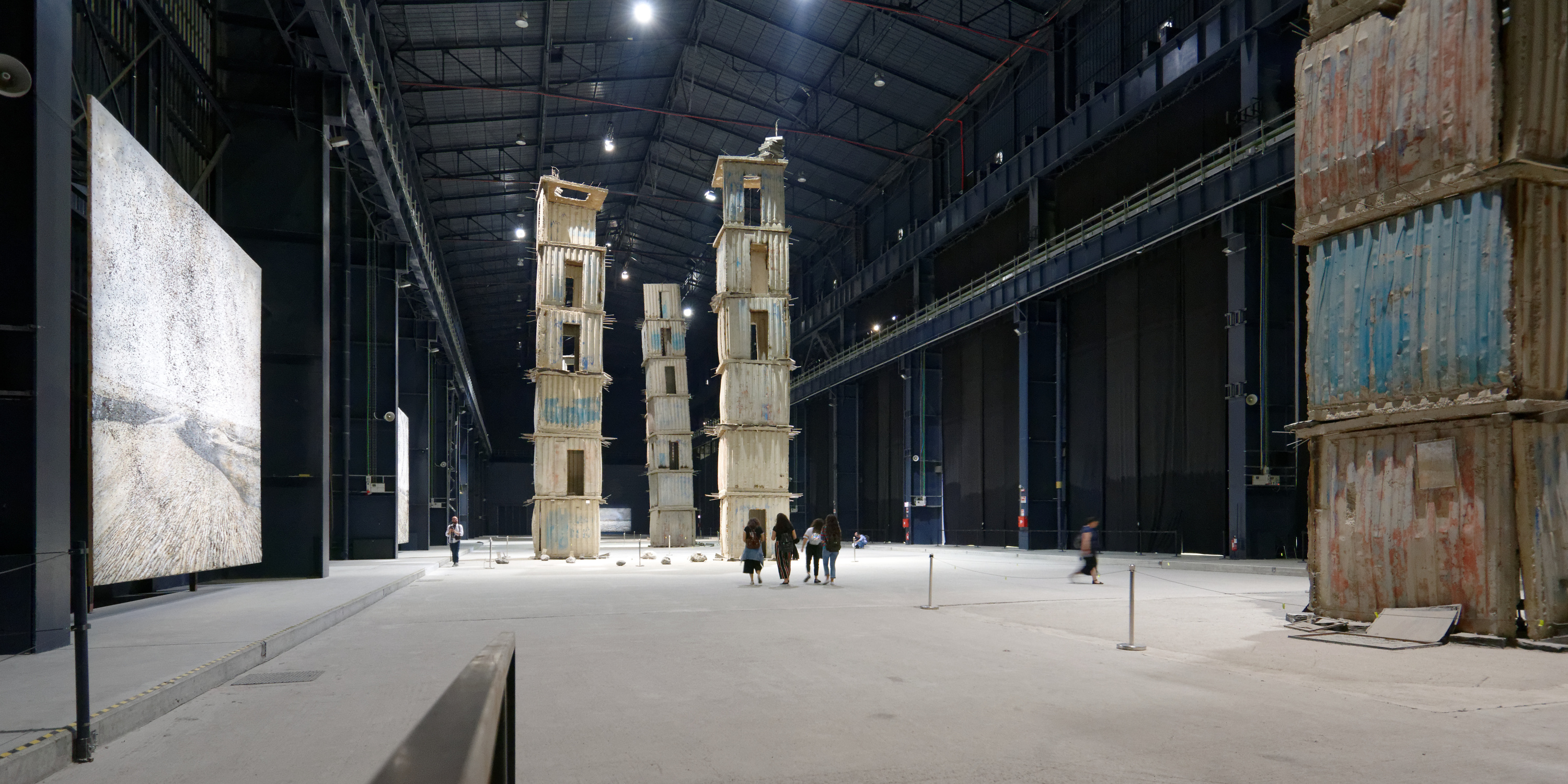 The Seven Heavenly Palaces Anselm Kiefer