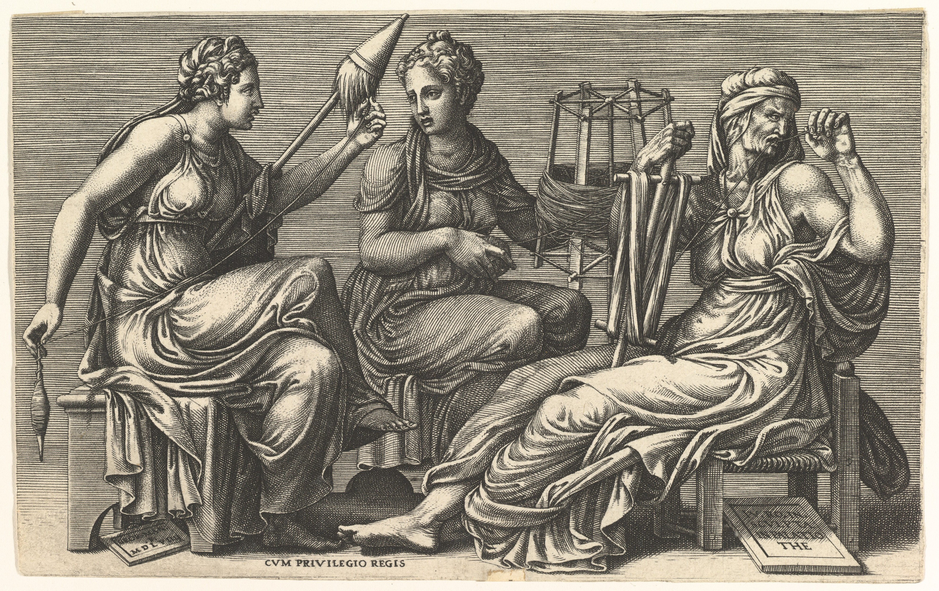 Image result for three fates creative commons