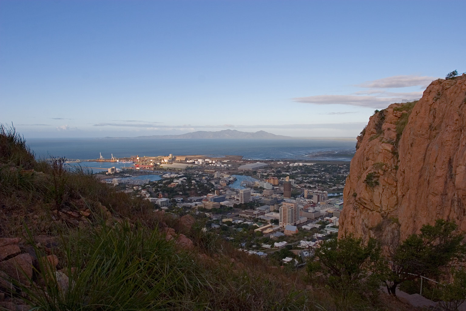 Depiction of Townsville