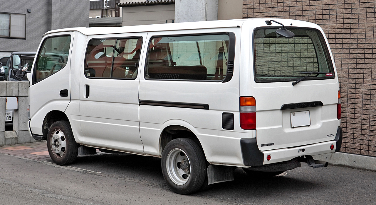 File Toyota Dyna Route Van 006 Jpg Wikimedia Commons