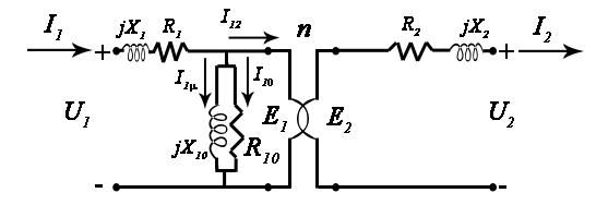 Schema Elettrico Trasformatore : File trasformatore reale schema completo wikimedia