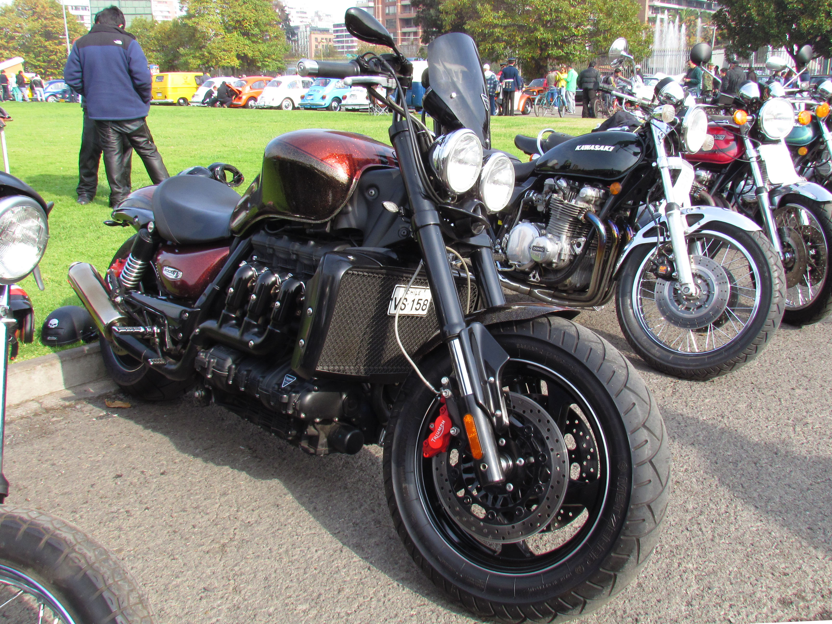 Filetriumph Rocket Iii 2300 2010 14130108740jpg Wikimedia Commons
