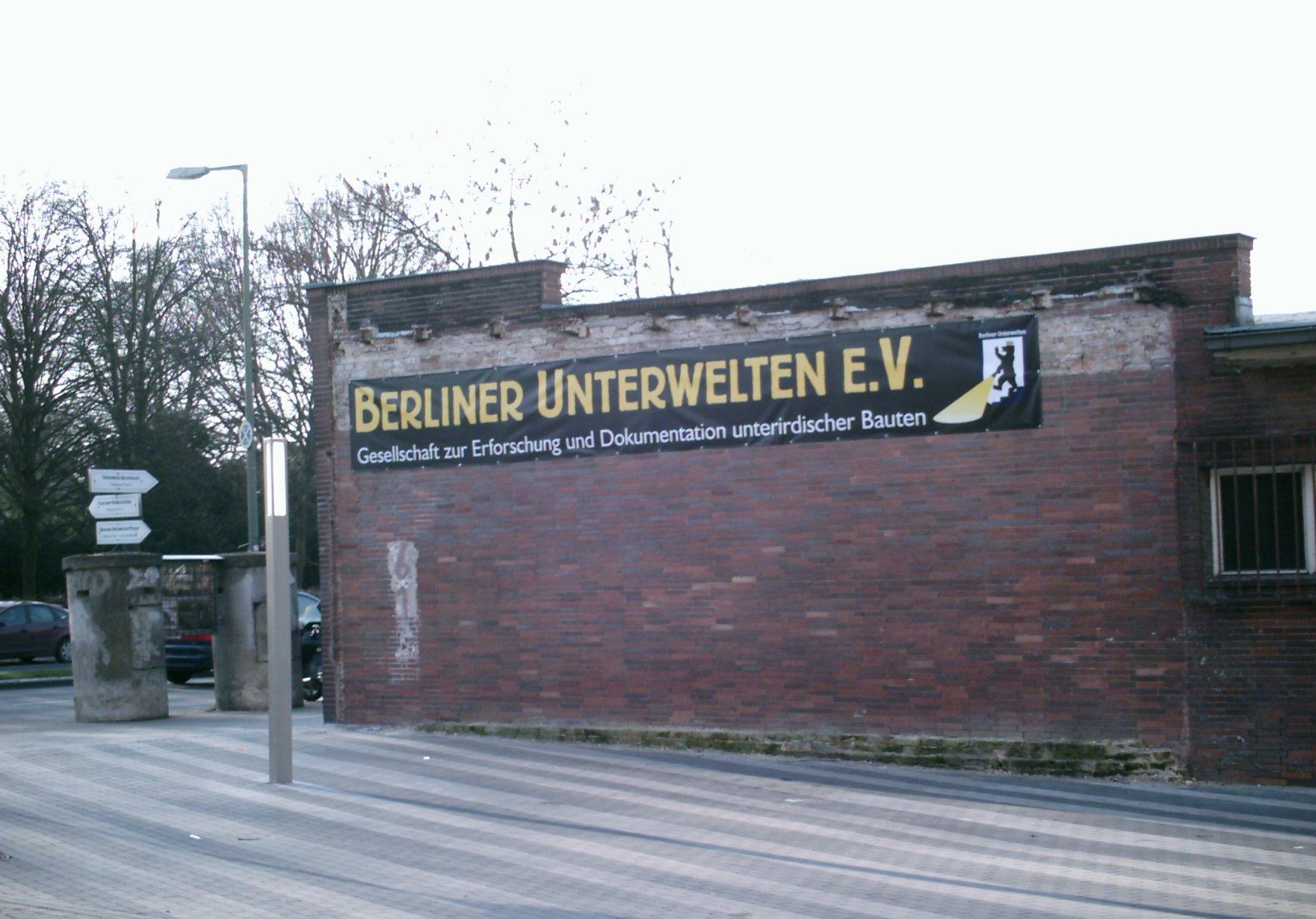 Berliner Unterwelten Wikipedia