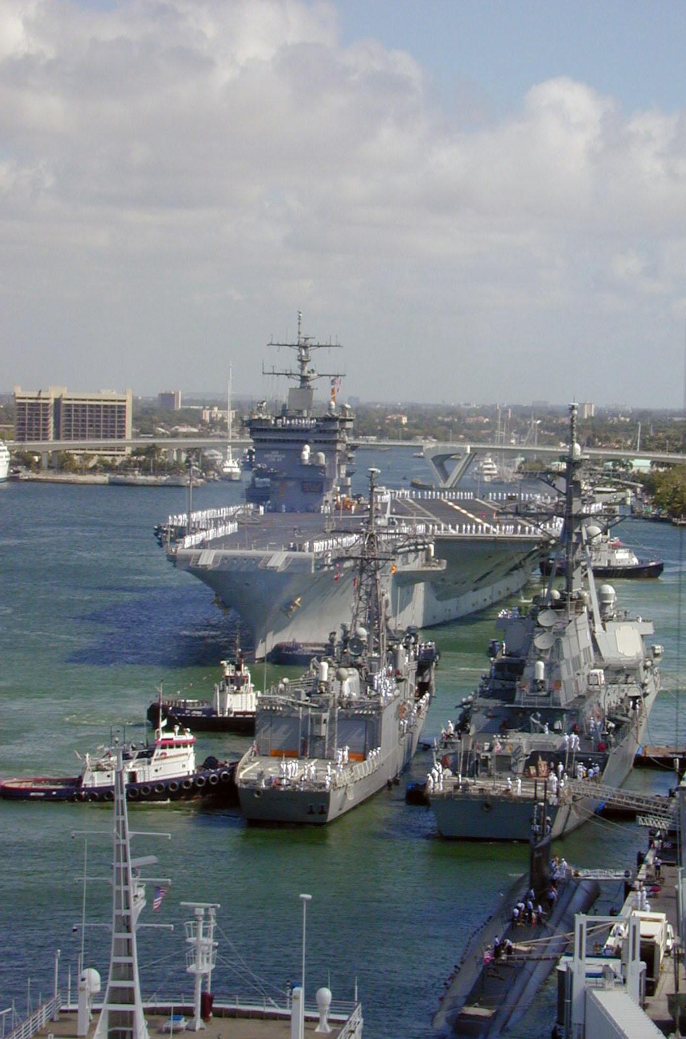 Port Everglades, Fort Lauderdale, FL