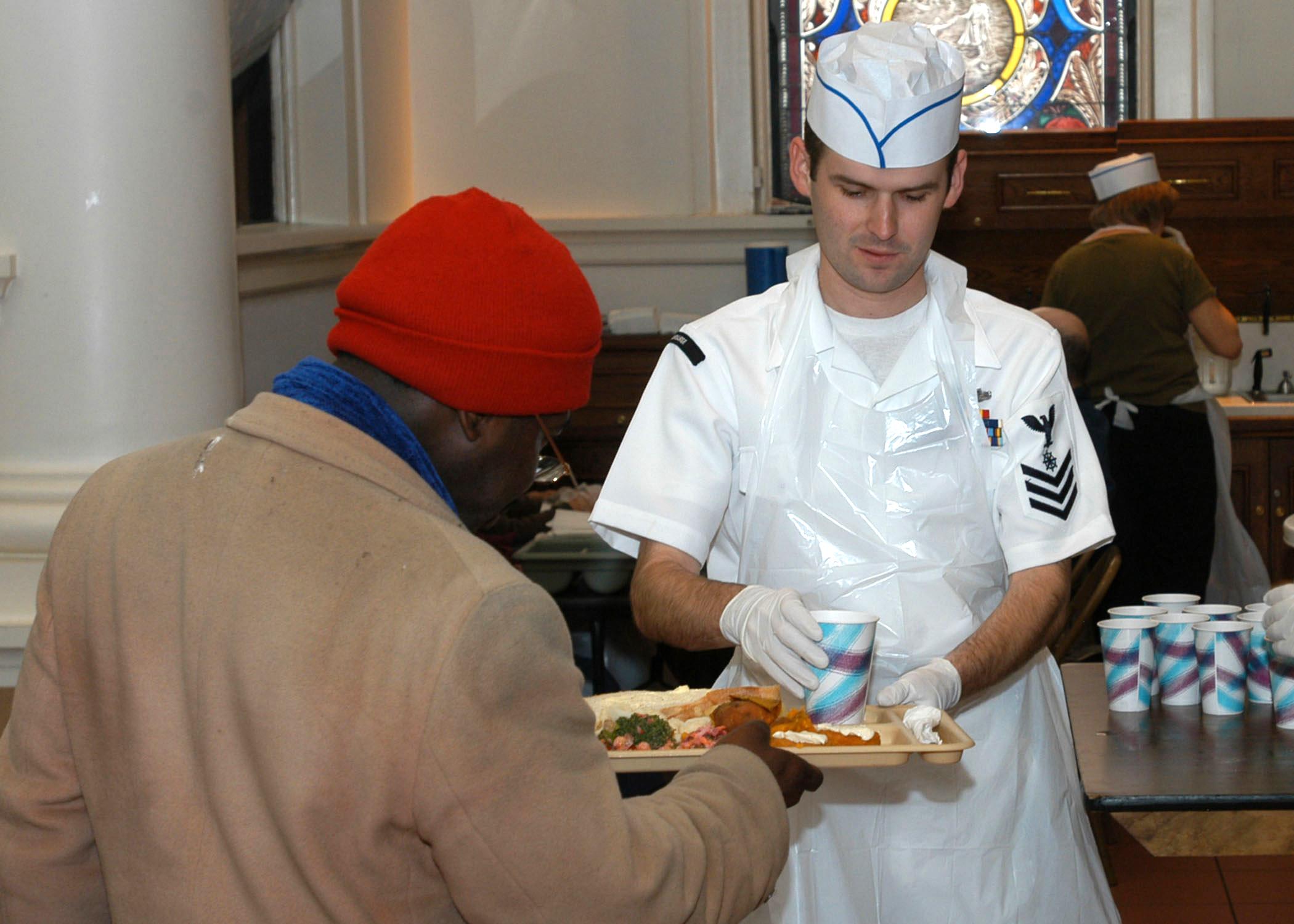 Volunteer Soup Kitchen Columbus Ga