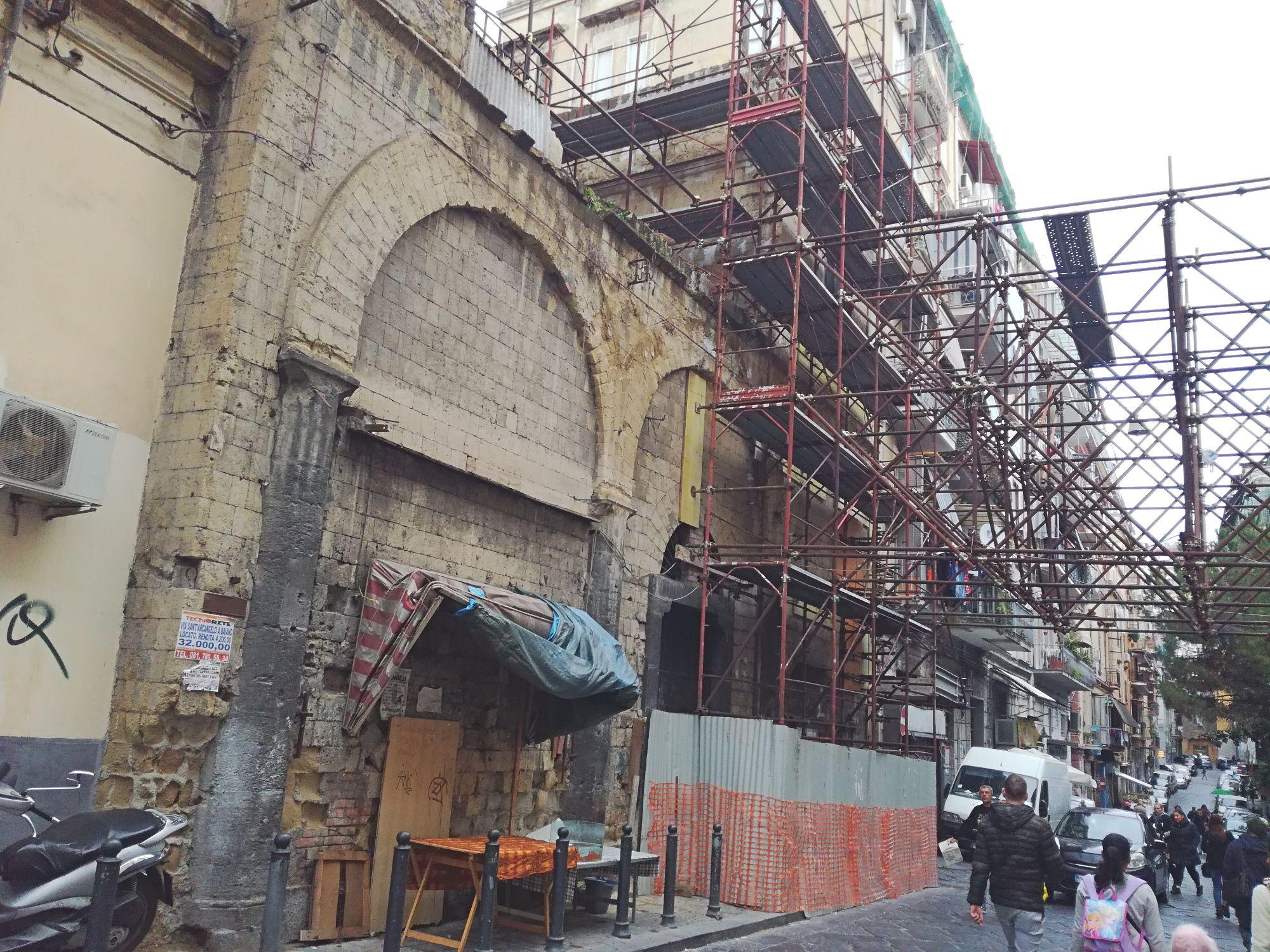 Forcella a Napoli, 40 anni dopo