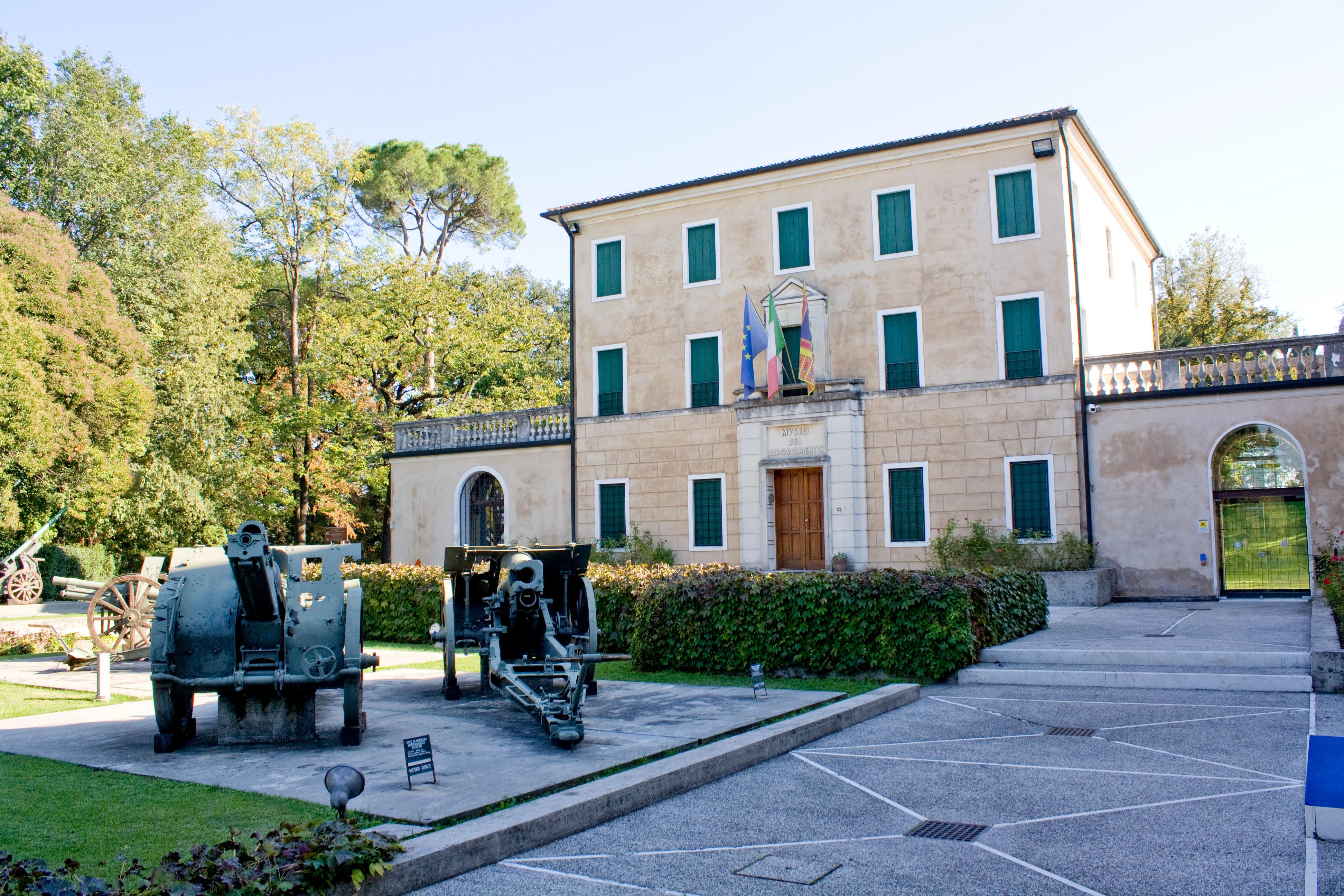 Museo del Risorgimento e della Resistenza (Vicenza) - Wikipedia