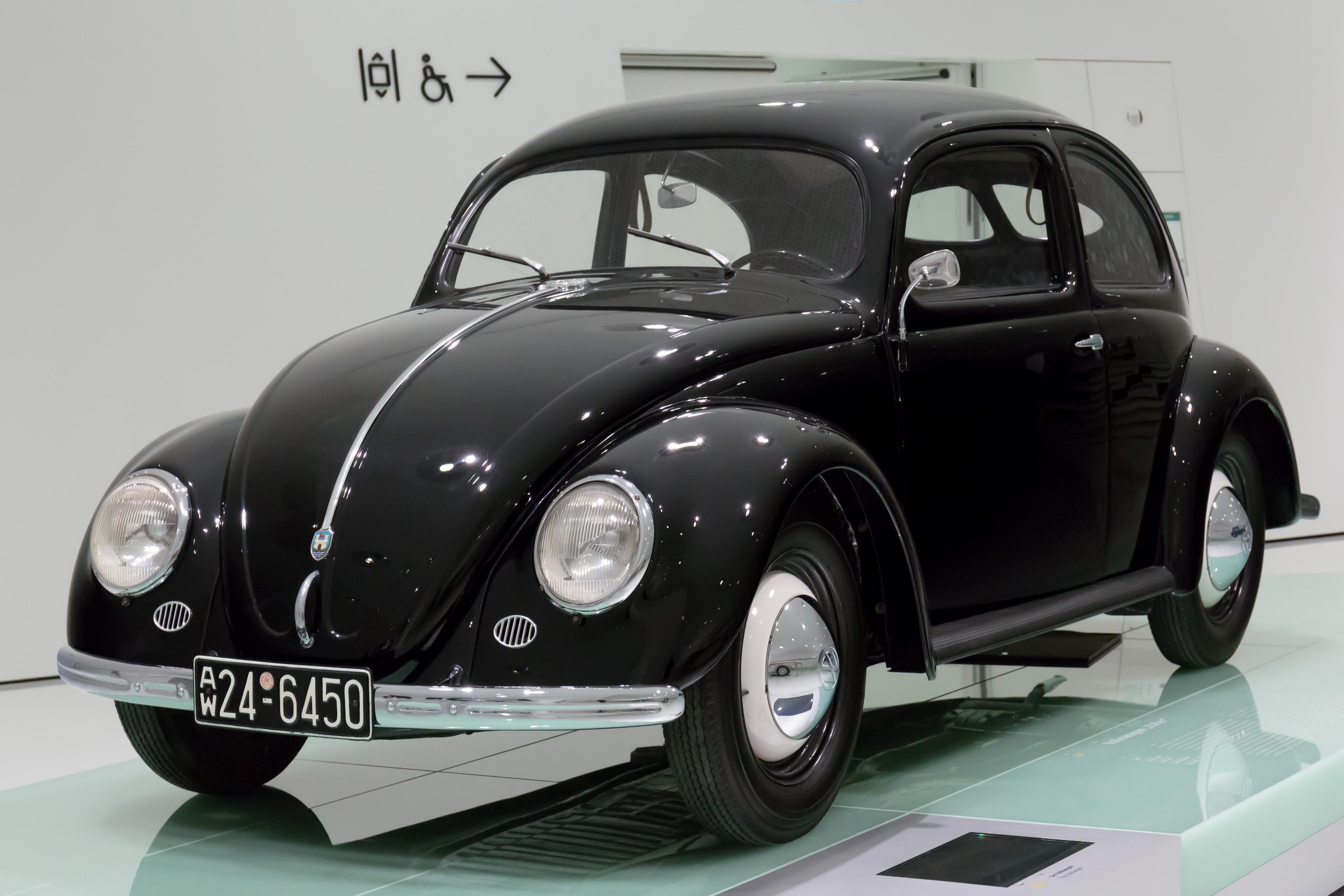 File Volkswagen Type 1 Front Left Porsche Museum Jpg