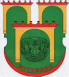 Coat of arms of the municipality of Witterda