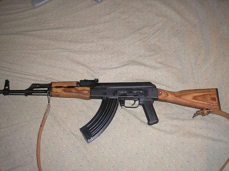WASR-series rifles - Wikipedia