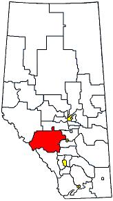 Rocky Mountain House (electoral district) Defunct provincial electoral district in Alberta