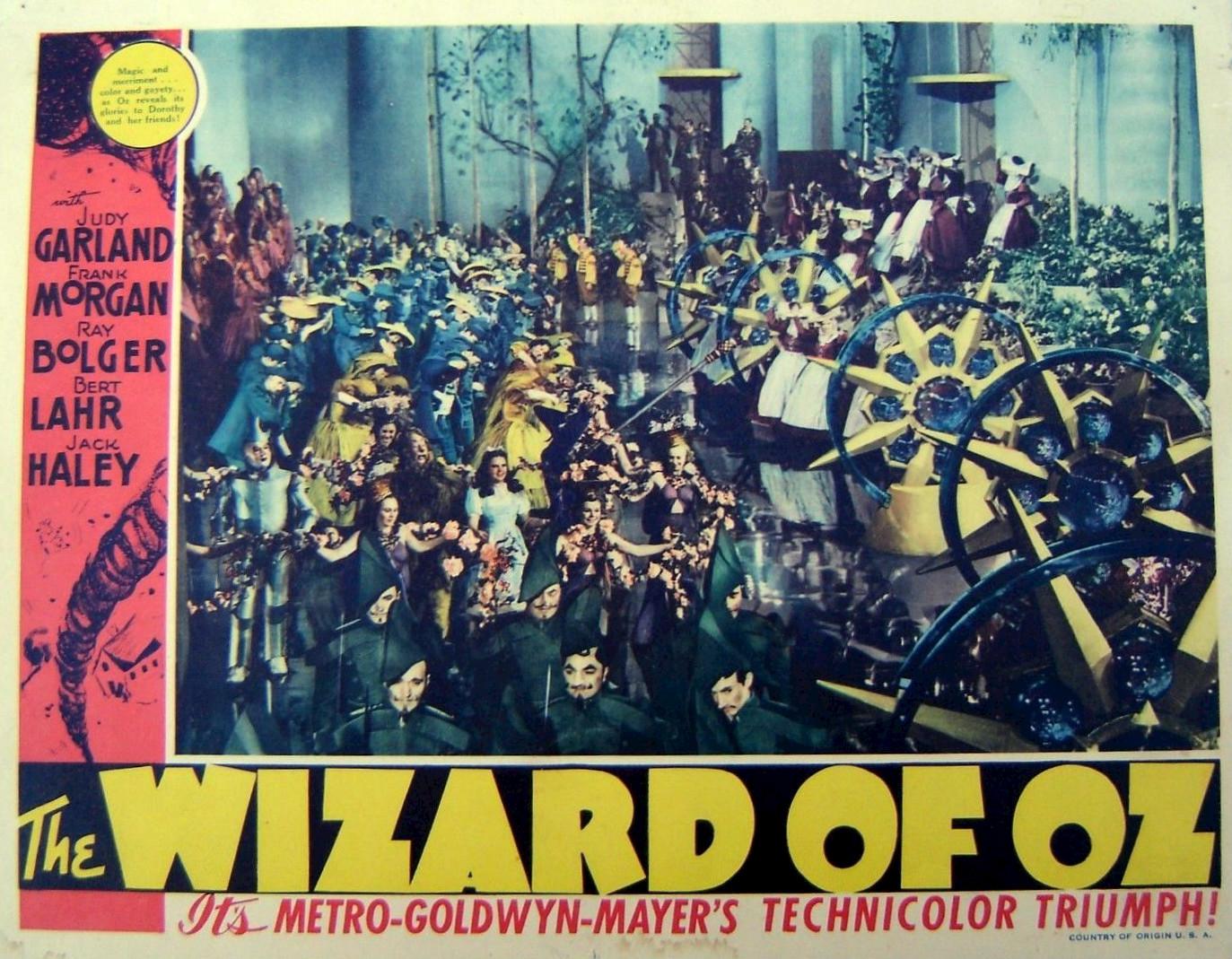 The Wizard of Oz (1939 film) - Wikipedia