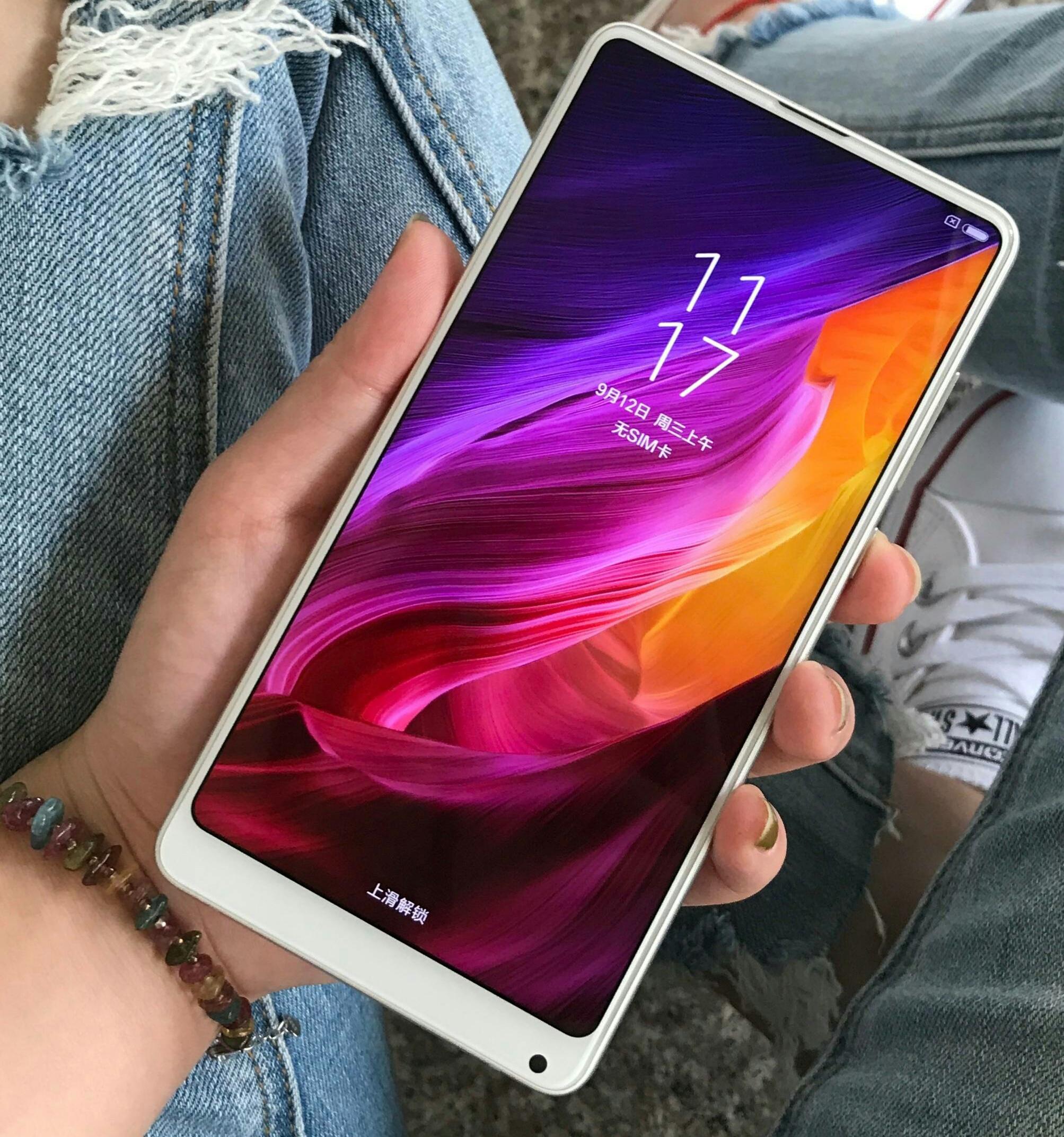 Xiaomi Mi MIX 2S - Wikipedia