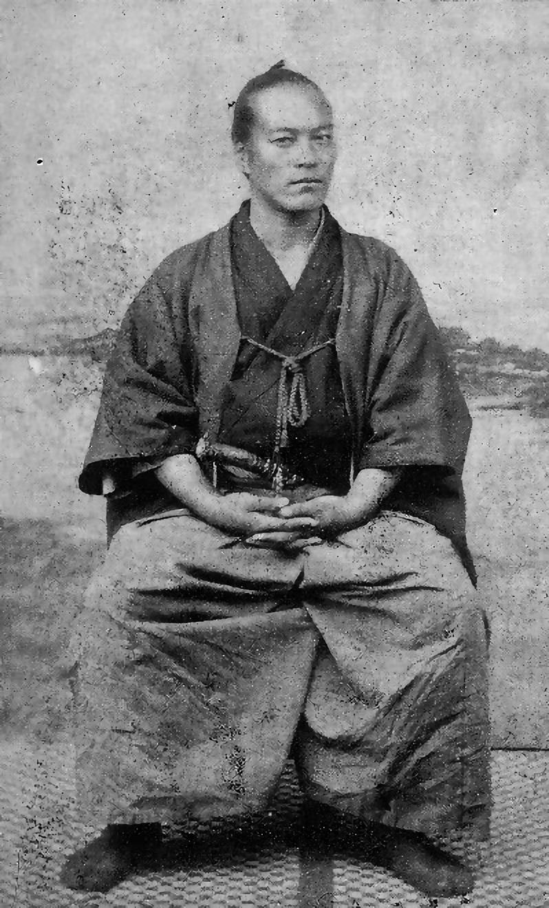 山岡 鉄舟(やまおか てっしゅう)Tessyu Yamaoka Wikipediaより