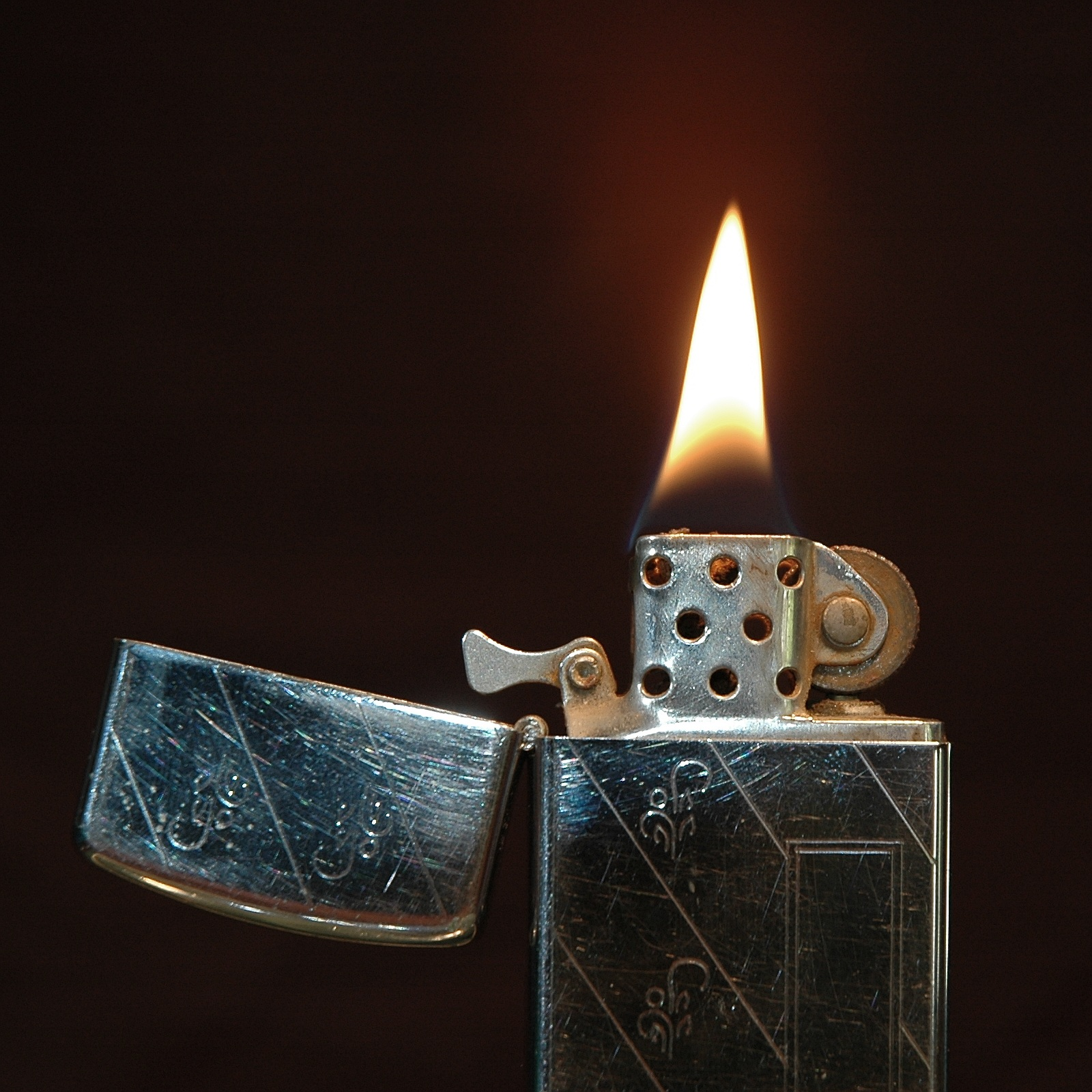 FileZippo Slim 1968 Lit