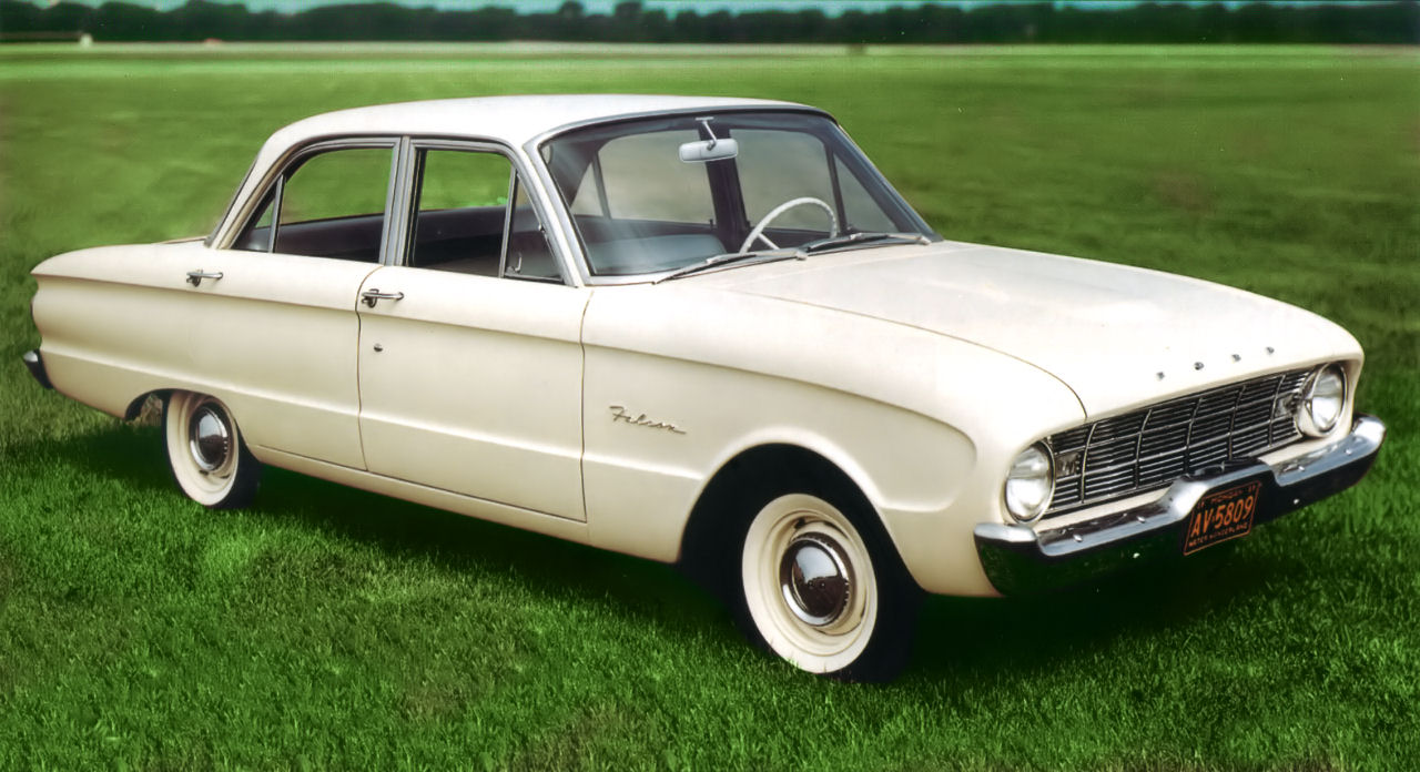 Ford falcon wikipedia