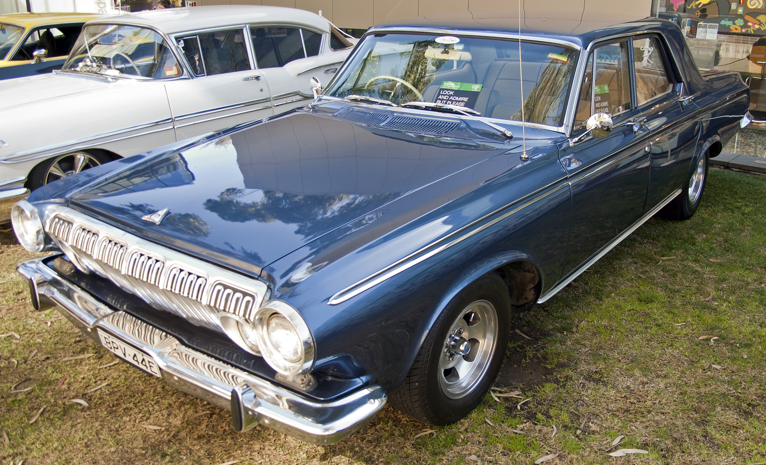 Dodge Build Your Own >> File:1963 Dodge Phoenix.jpg - Wikimedia Commons