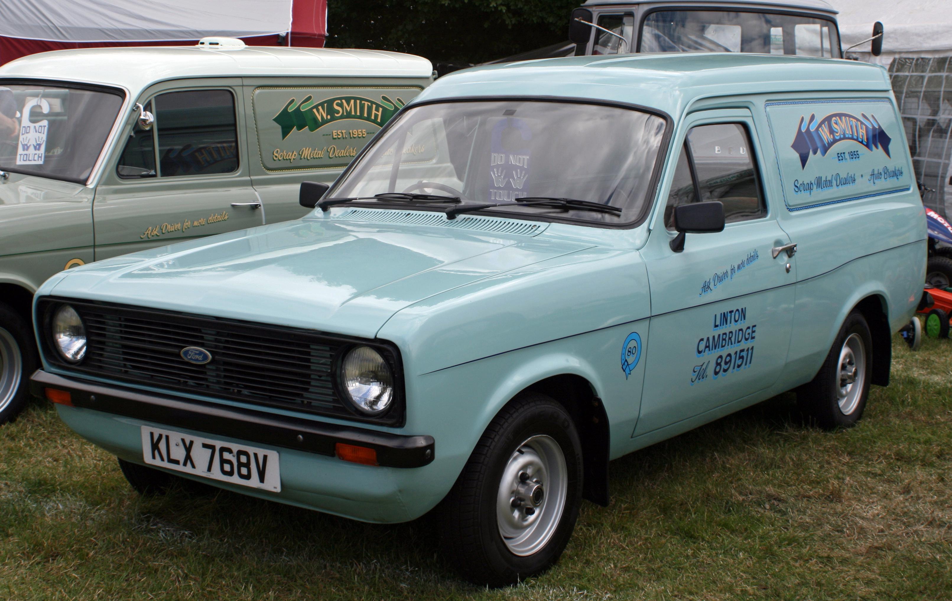 ford - escort iii cabrio  ald