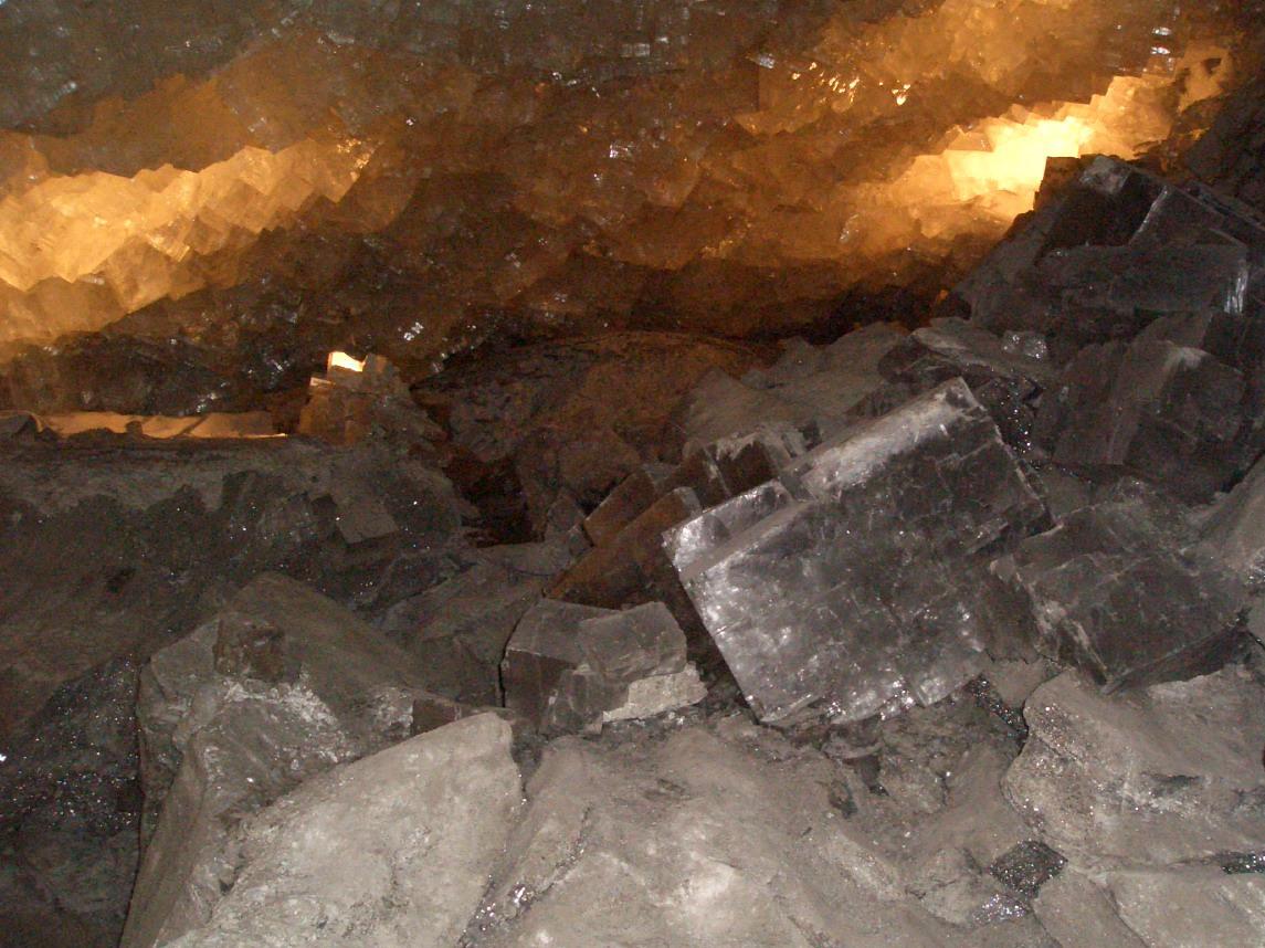 2007.10.09 Merkers sodium chloride crystals.jpg