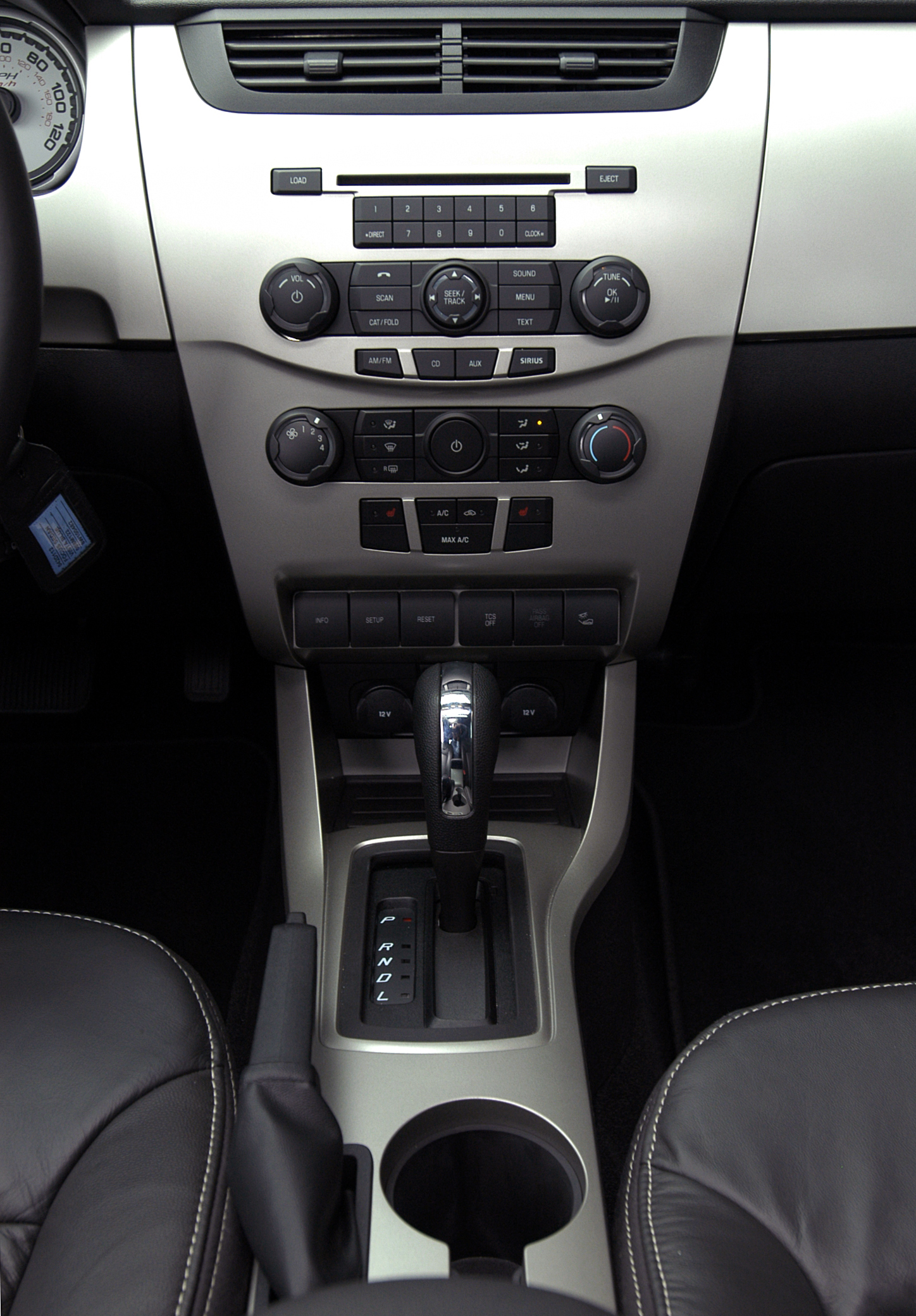 File 2008 Ford Focus Center Wikimedia Commons