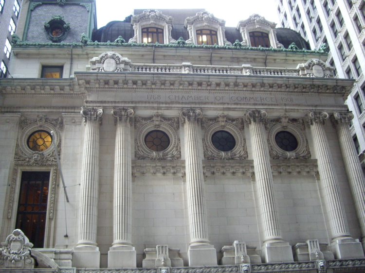 Chamber of Commerce Building (New York City)