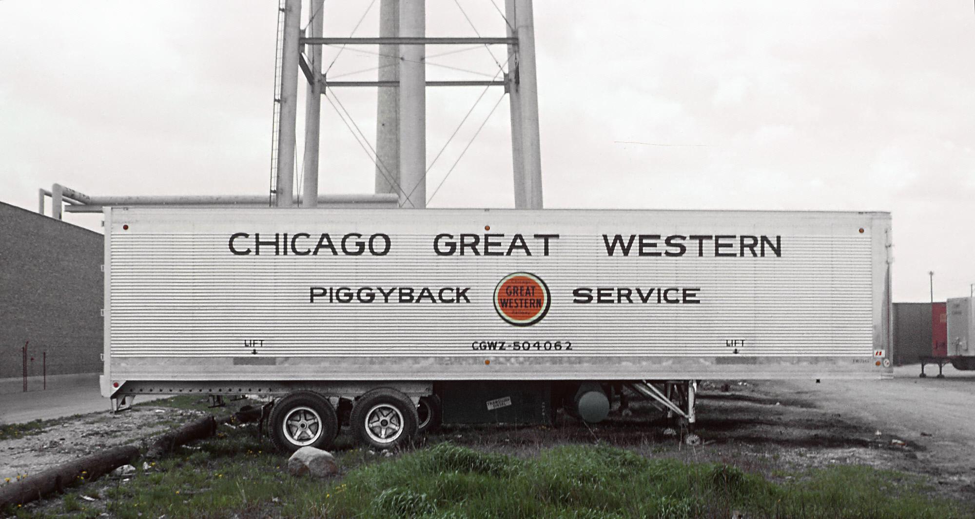 Great Western Tire >> File 6 Chicago Great Western Miscellaneous Photos
