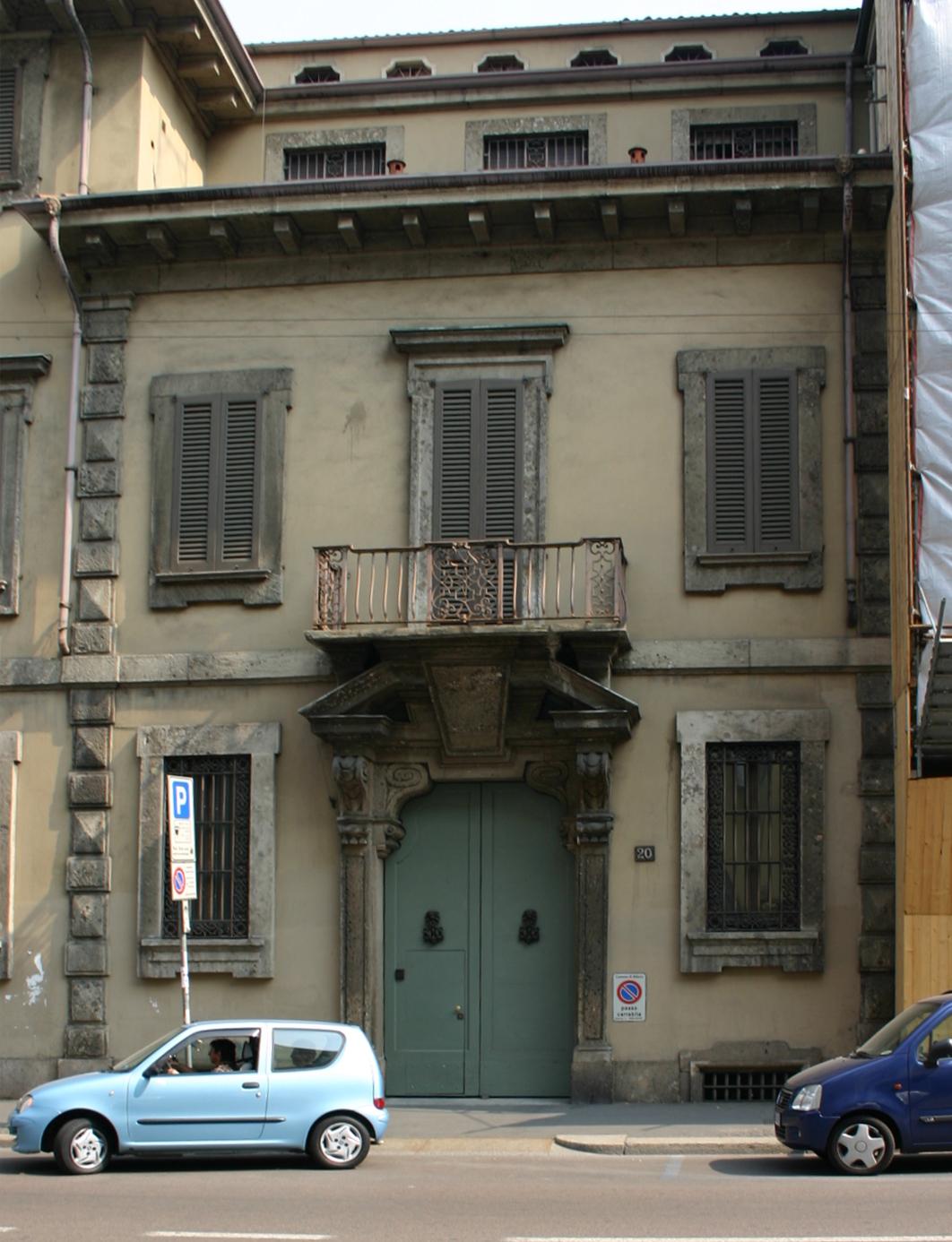 Casa crespi corso venezia wikipedia for Corso stilista milano