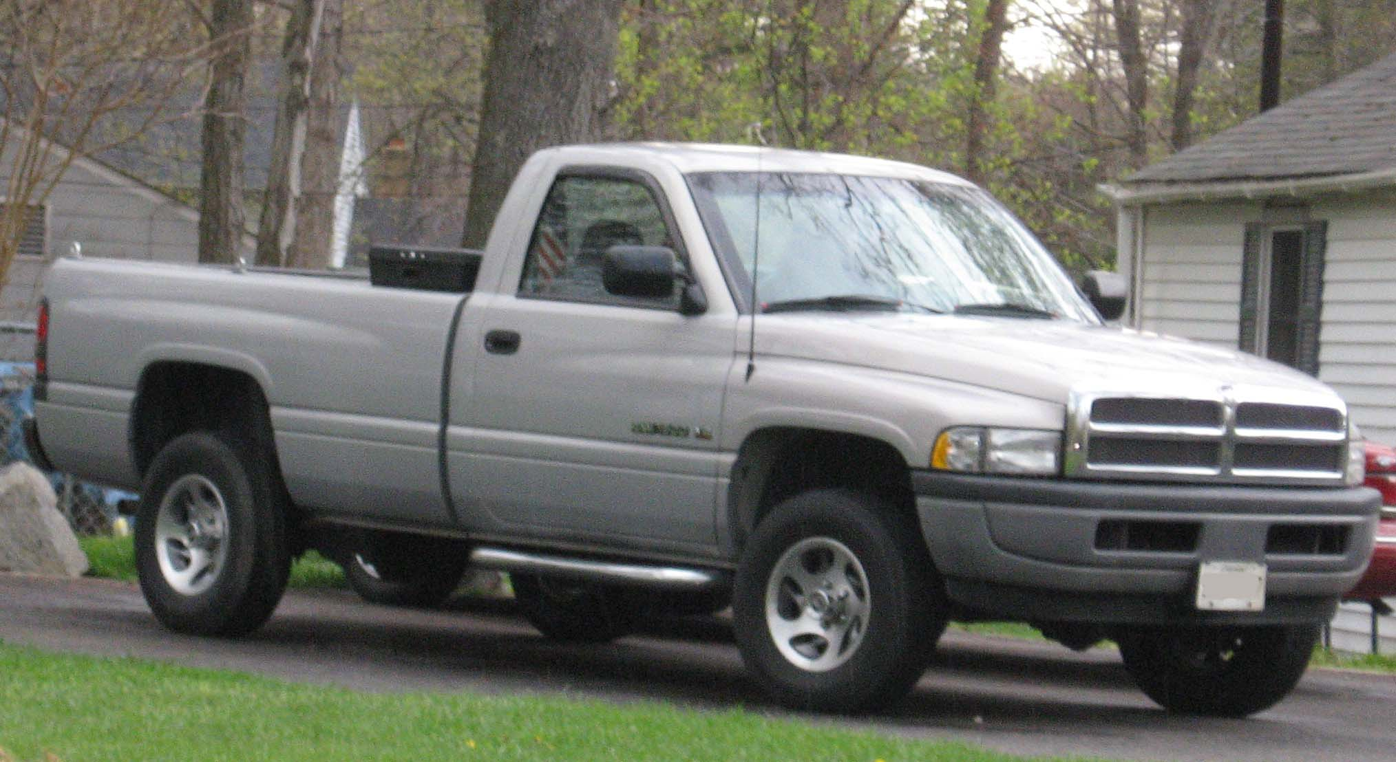 Dodge Ram Long Bed Wheelbase