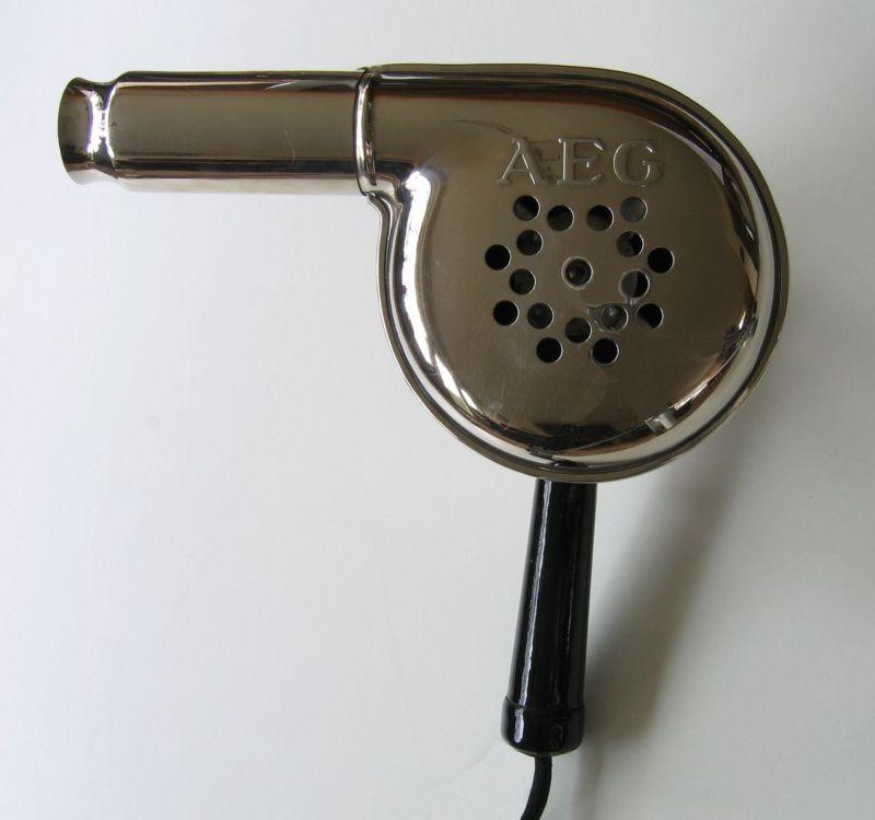 Hair Dryer 1920s ~ File aeg foen nr mod res g wikimedia commons
