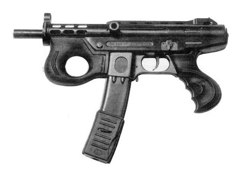 List of submachine guns - Wikipedia