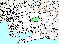 Shimoyama, Aichi Former municipality in Chūbu, Japan