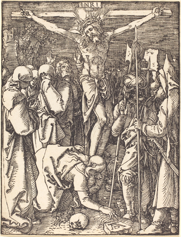 """Результат пошуку зображень за запитом """"durer crucifixion"""""""