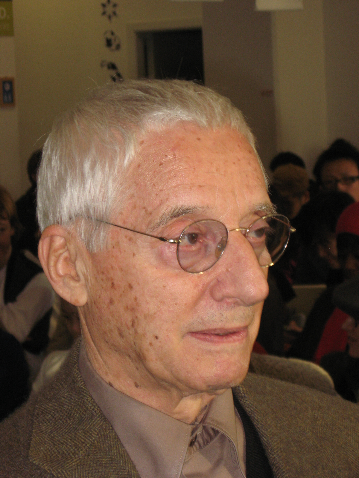 Image of Alessandro Mendini from Wikidata