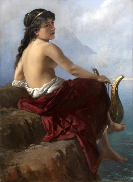 Alexandre Isailoff - Sappho