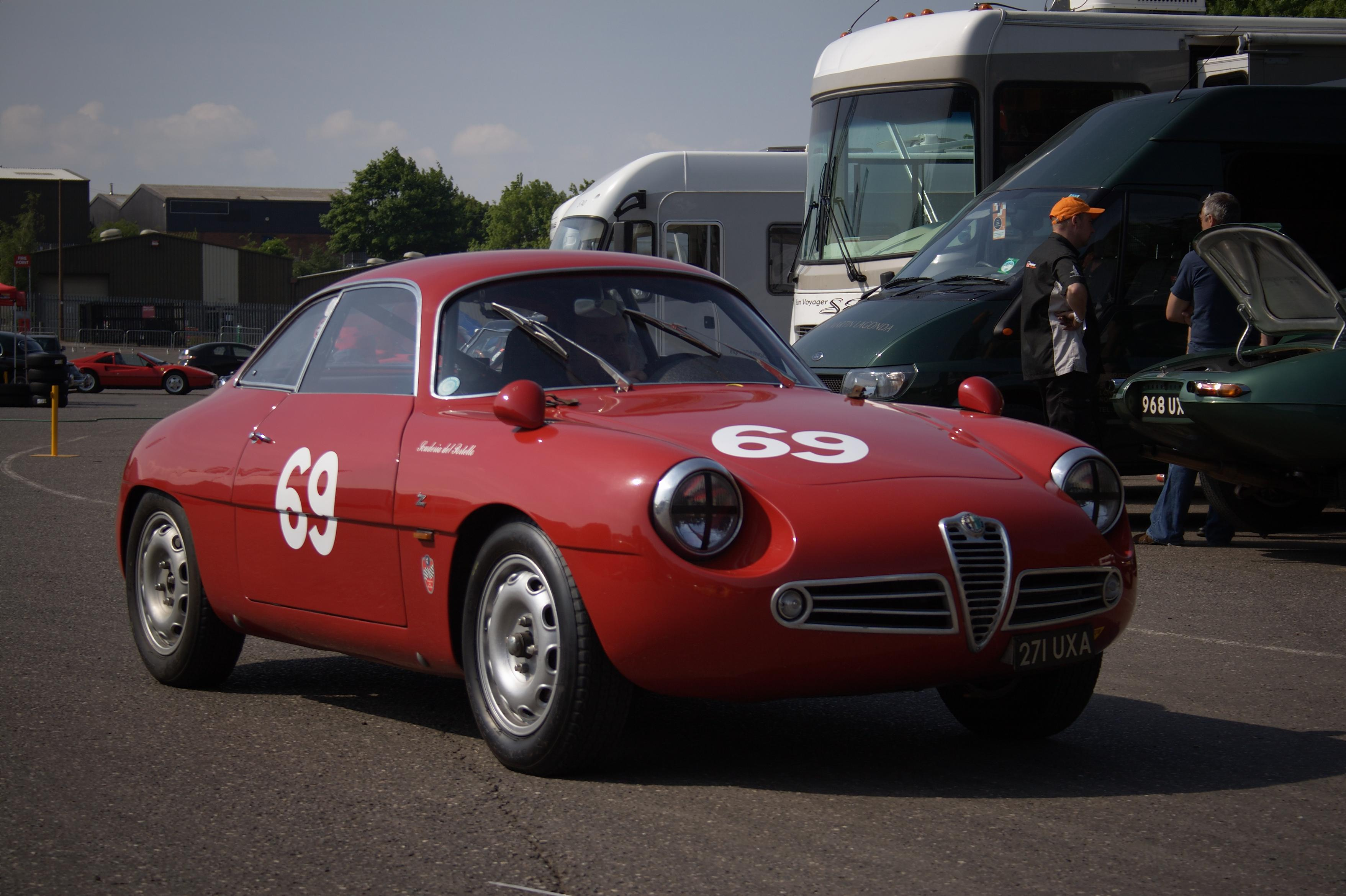 auto luxury cars and unique alfa romeo giulietta