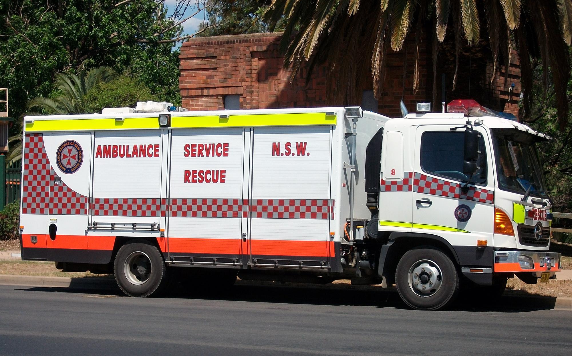 New South Wales Ambulance