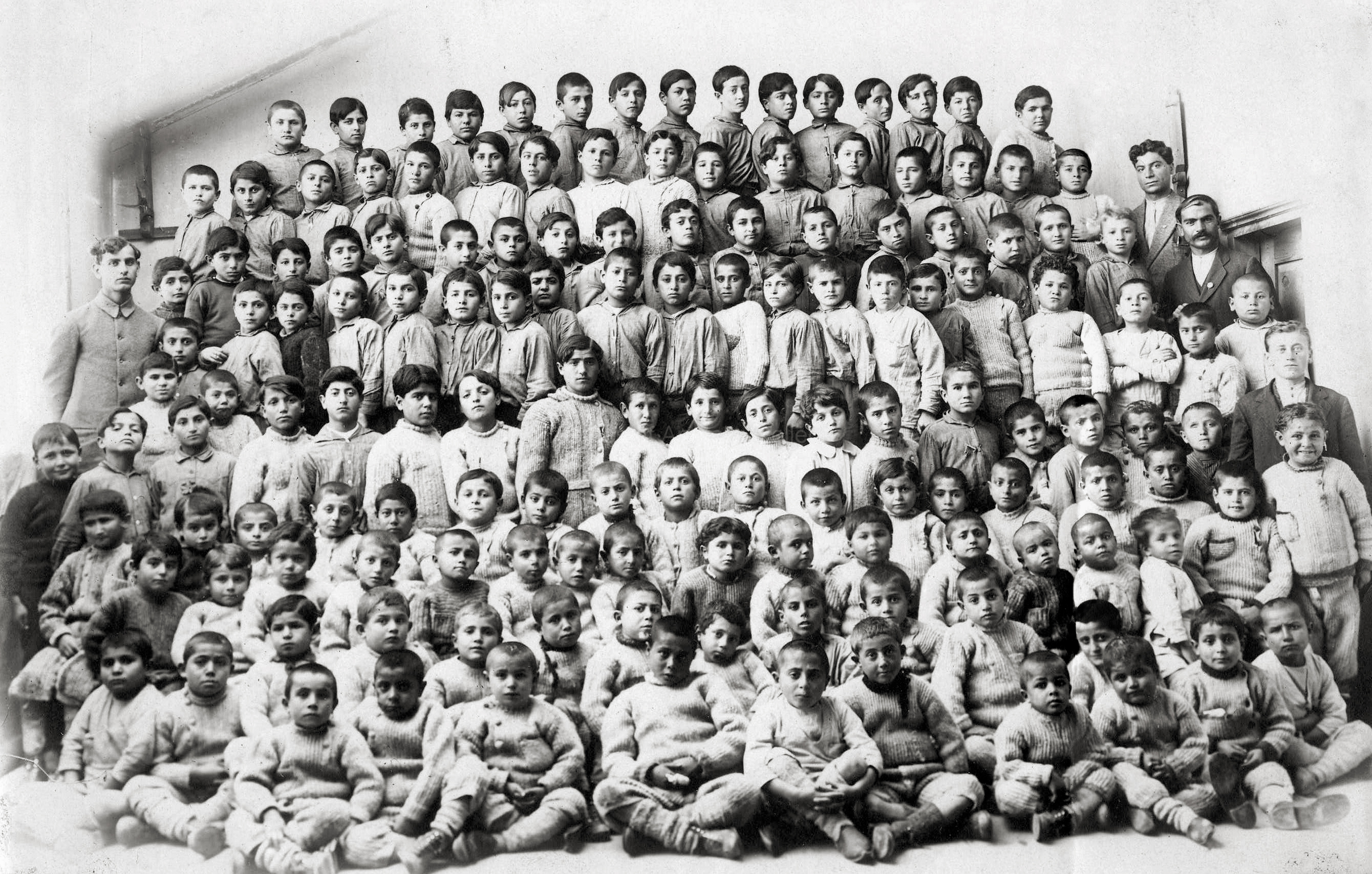 a history of the armenian genocides in world war i Its armenian population under the cover of world war i most of the killings took   the richard g hovannisian armenian genocide oral history collection is.