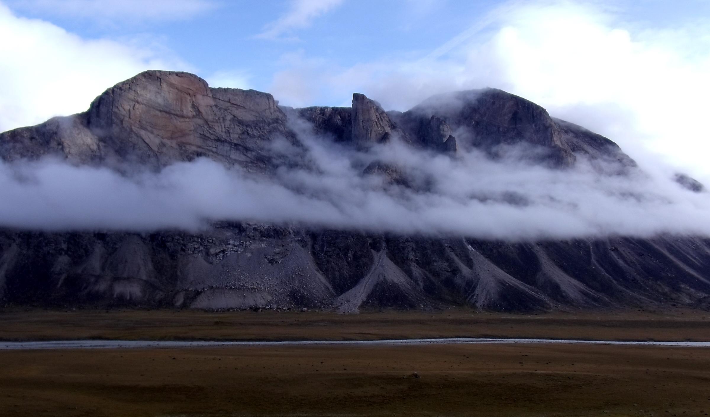 Auyuittuq National Park  Wikipedia