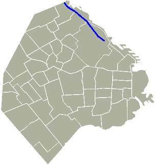 Avenida Leopoldo Lugones