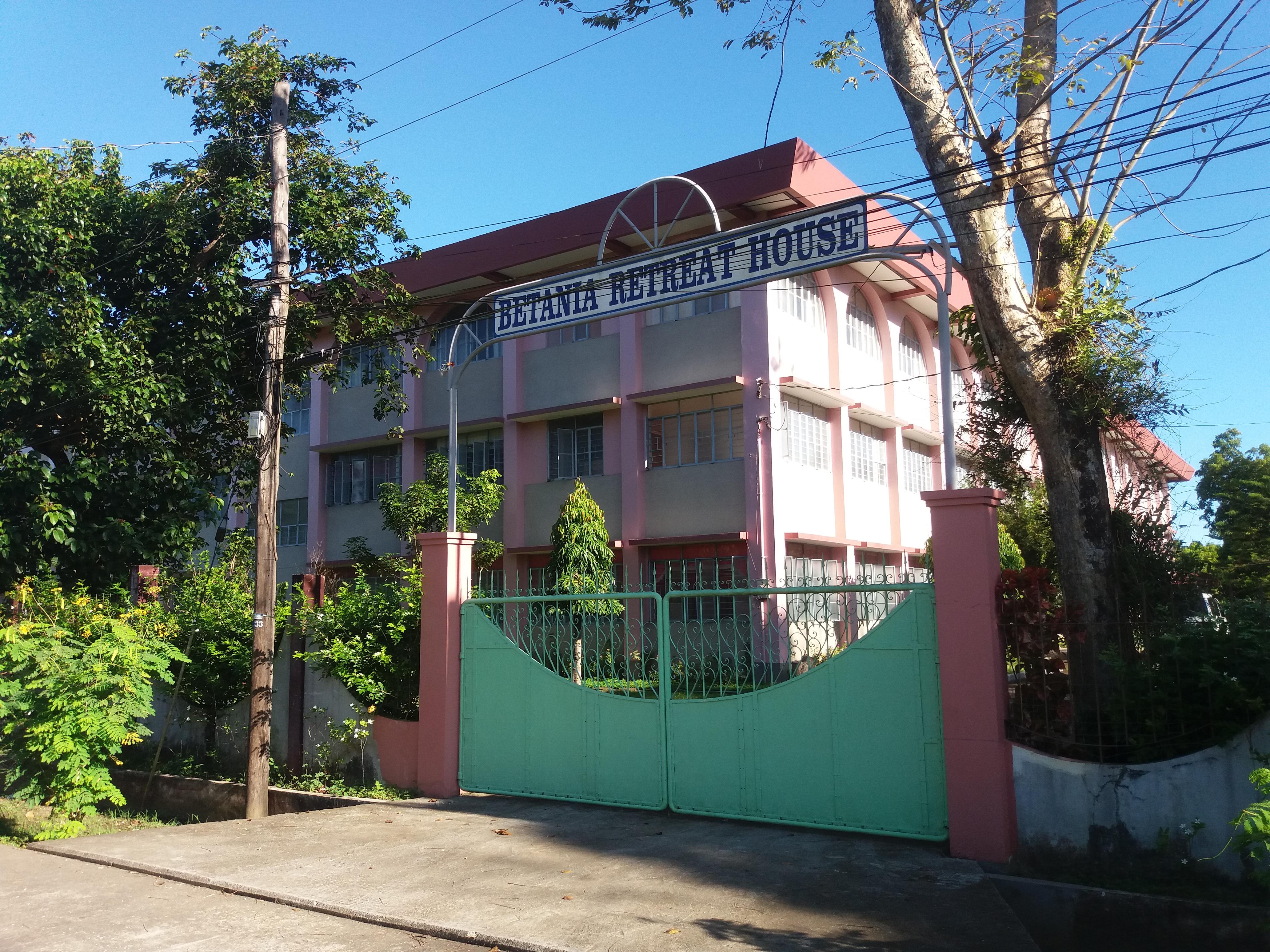 Retreat house for Retreat house