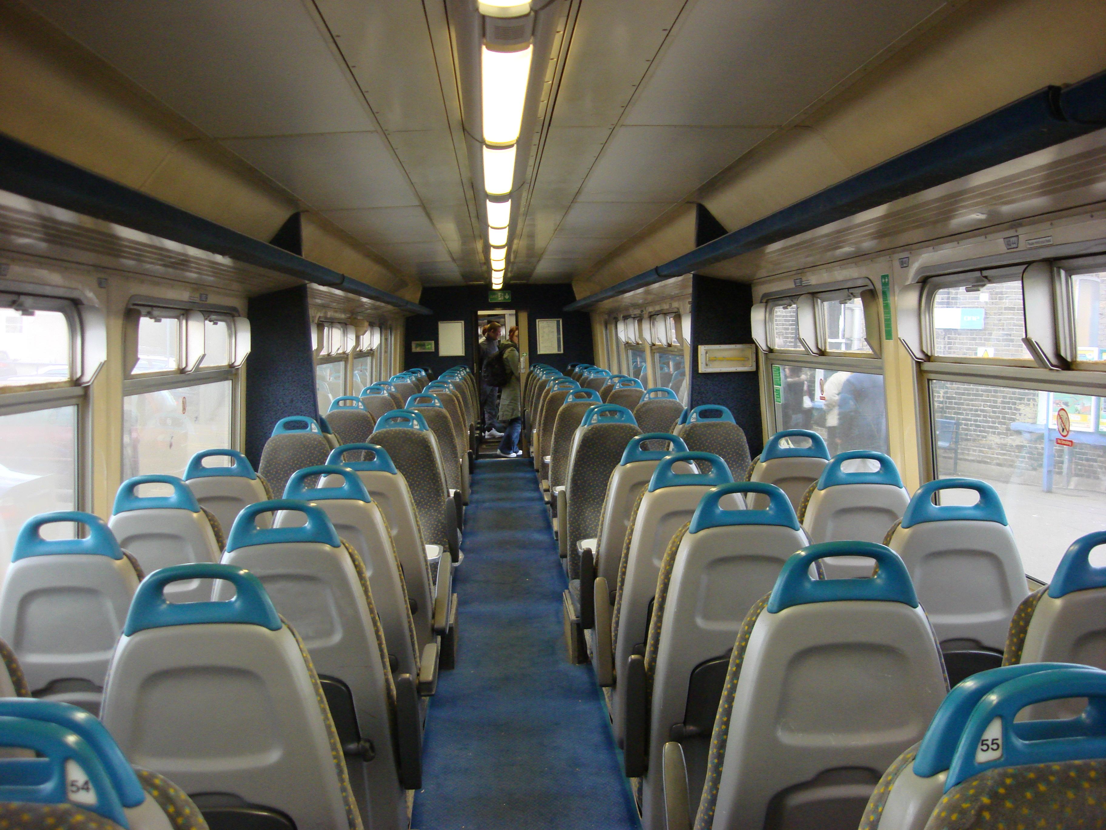 British rail class 156 for Br interior designs