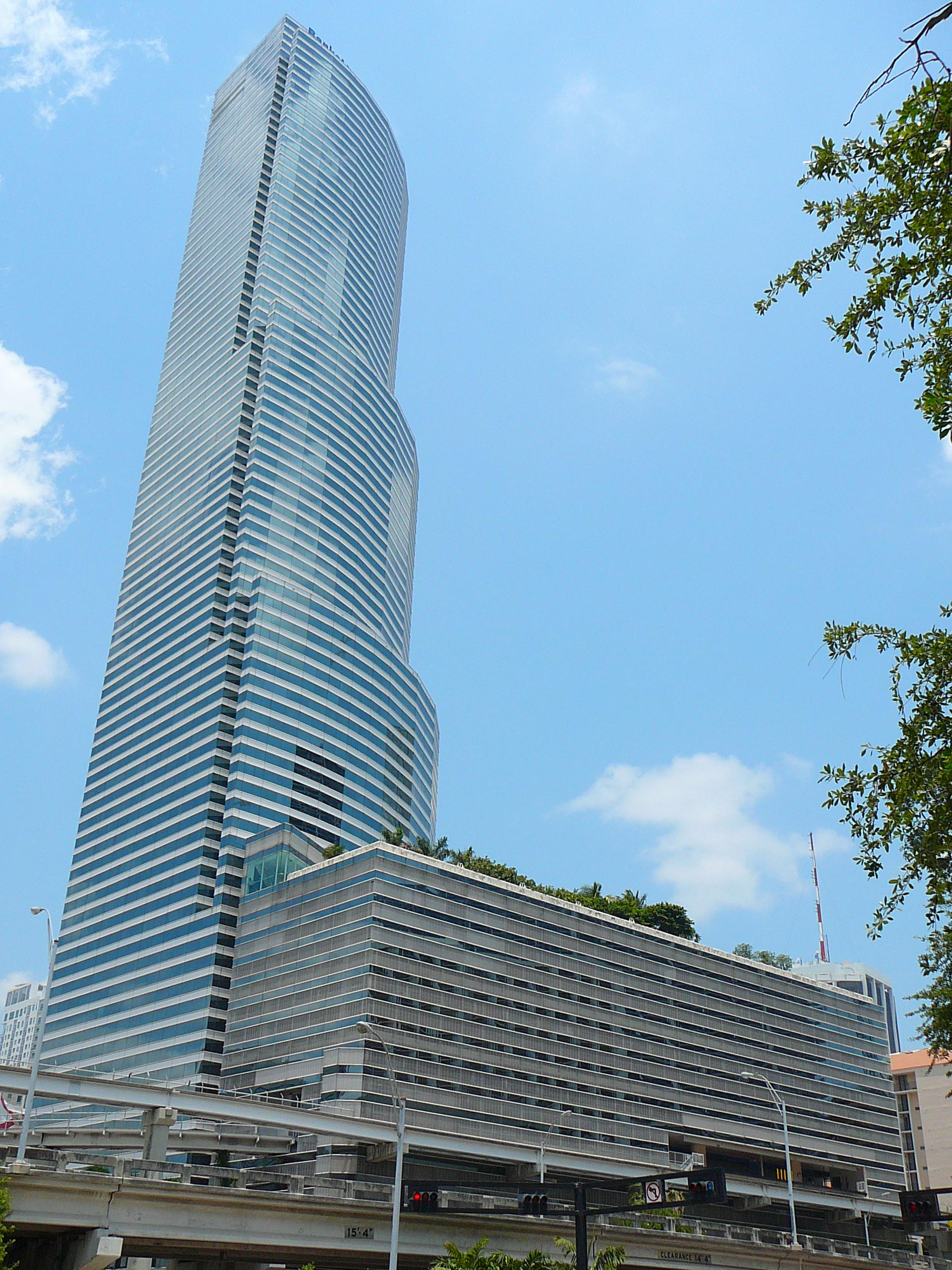 Miami Tower Sky Terrace Wwwmiifotoscom