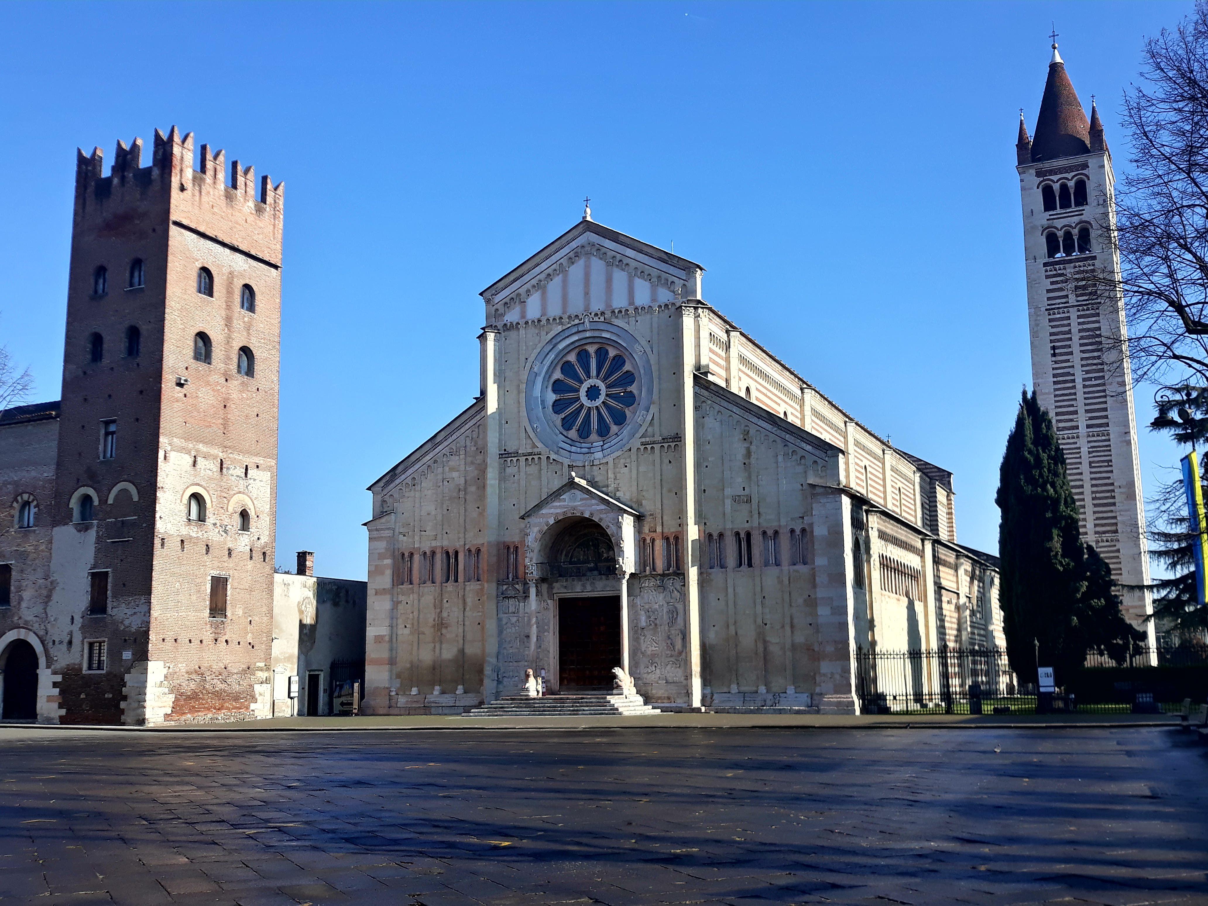 Basílica de San Zenón - Wikipedia, la enciclopedia libre