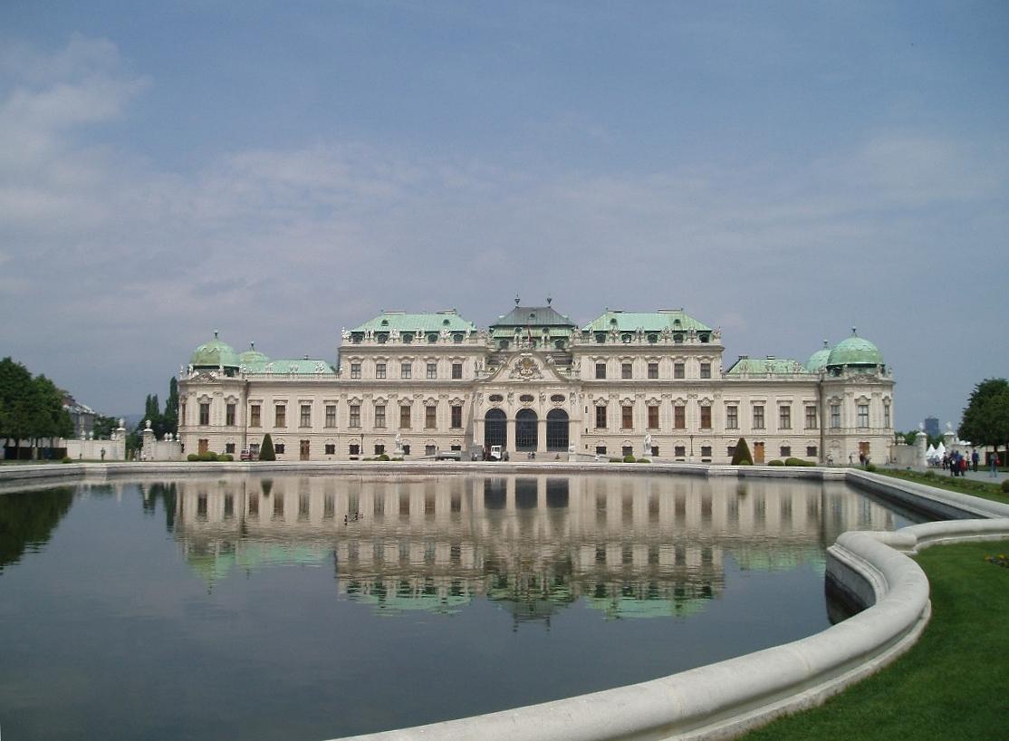 sterreichische galerie belvedere wikipedia