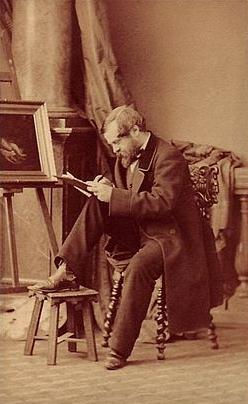 Image of Vicomte Charles-Albert D'Arnoux Bertall from Wikidata