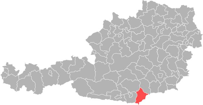 File:Bezirk Völkermarkt in Österreich.png