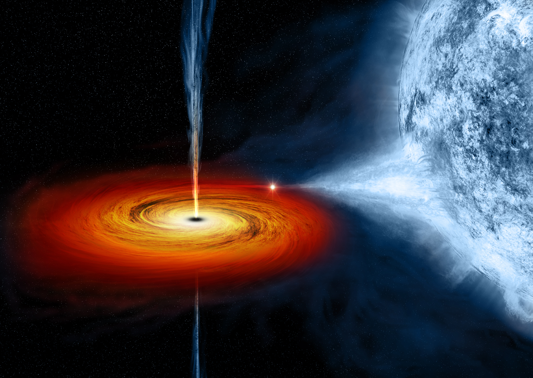 Black hole Cygnus X-1